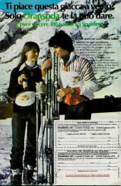 Verso de L'uomo Ragno V1 (Editoriale Corno - 1970)  -177- Nella Morsa Bianca