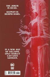 Verso de Batman: White Knight presents Harley Quinn (DC Comics - 2020) -5- Book Five
