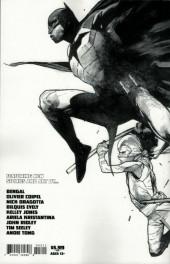 Verso de Batman Black and White (DC Comics - 2021) -3- Issue # 3