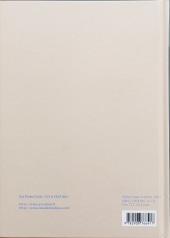 Verso de Inside Moebius -1- Tome 1