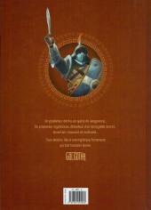 Verso de Golgotha -1- L'arène des maudits
