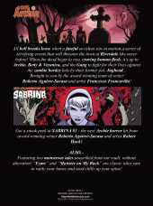 Verso de Afterlife with Archie Magazine (Archie Publications - 2014) -1- Issue # 1