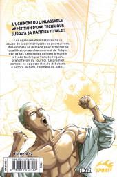 Verso de Uchikomi ! : L'Esprit du Judo -6- Volume 6