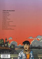 Verso de Caroline Baldwin (en portugais) -11- Moon River