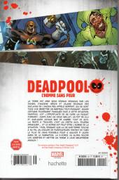 Verso de Deadpool - La collection qui tue (Hachette) -4555- L'homme sans peur