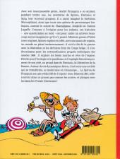 Verso de Spirou et Fantasio -2- (Divers) - Spirou et les Trente Glorieuses 1945-1975