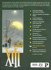 Verso de XIII (Público/ASA - Álbum duplo) -10- O dia do Mayflower / O isco
