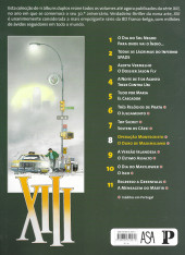Verso de XIII (Público/ASA - Álbum duplo) -8- Operação Montecristo / O ouro de Maximiliano