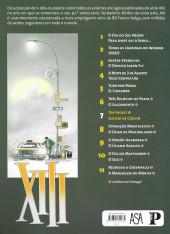 Verso de XIII (Público/ASA - Álbum duplo) -7- Top Secret / Soltem os cães