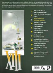 Verso de XIII (Público/ASA - Álbum duplo) -3- Alerta Vermelho / O Dossier Jason Fly