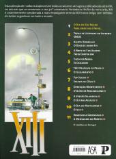 Verso de XIII (Público/ASA - Álbum duplo) -1- O dia do sol negro / Para onde vai o índio...