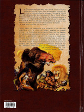 Verso de Les chroniques de Conan -28- 1989 (II)
