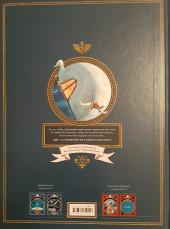 Verso de Le château des étoiles -INT2a2018- 1869 : La Conquête de l'espace - Vol.II