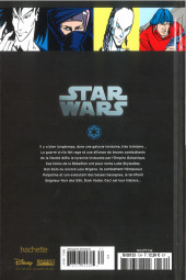 Verso de Star Wars - Légendes - La Collection (Hachette) -134134- Star Wars Classic - #95 à 97, #99, #101 et X-Wing touche sa cible