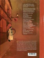 Verso de Les contes de la Pieuvre -3- Célestin et le cœur de Vendrezanne
