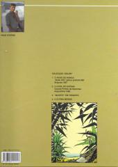 Verso de Adler (en portugais) -4- A última missão