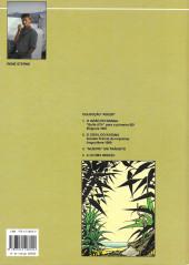 Verso de Adler (en portugais) -2- O covil do Katana