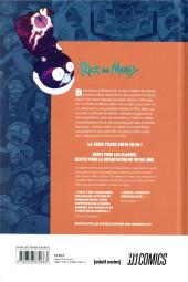 Verso de Rick and Morty -10- Tome 10