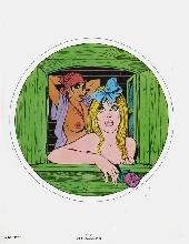 Verso de Paulette -6- Le cirque des femmes