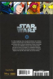 Verso de Star Wars - Légendes - La Collection (Hachette) -135135- Star Wars Classic - #100, #102 à #104