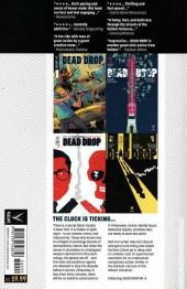 Verso de Dead Drop (Valiant Entertainment - 2015) -INT- Dead Drop