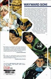 Verso de X-Men / Fantastic Four -INT01- 4X