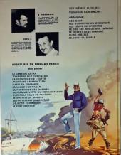 Verso de Bernard Prince -13a1979- Le port des fous