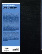 Verso de Joe Galaxy