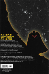 Verso de Superman (The Adventures of) (1987) -INT- Superman: The Exile and Other Stories Omnibus