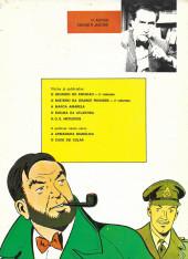 Verso de Blake e Mortimer (Aventuras de) (en portugais) -8- S.O.S. Meteoros
