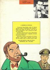 Verso de Blake e Mortimer (Aventuras de) (en portugais) -2- O segredo do Espadão - Volume II