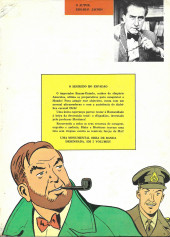 Verso de Blake e Mortimer (Aventuras de) (en portugais) -1- O segredo do Espadão - Volume 1