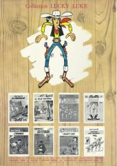 Verso de Lucky Luke -4b1969'- Sous le ciel de l'Ouest