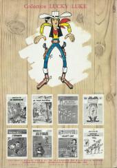 Verso de Lucky Luke -10b1972- Alerte aux pieds-bleus