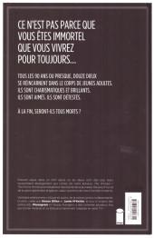 Verso de The wicked + The Divine -9-