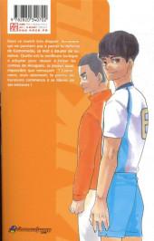 Verso de Haikyu !! Les As du Volley -40- Affirmation