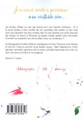 Verso de Trait pour trait - Dessine et tais-toi ! -3- Tome 3