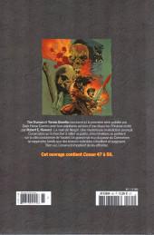 Verso de Savage Sword of Conan (The) (puis The Legend of Conan) - La Collection (Hachette) -8510- La Main de Nergal