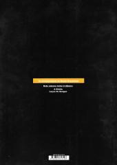 Verso de Incontornáveis de Banda Desenhada (Os) -12- O Assassino : A dívida | Laços de sangue
