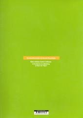 Verso de Incontornáveis de Banda Desenhada (Os) -10- Largo Winch : A fortaleza de Makiling | A hora do tigre