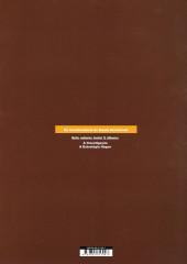 Verso de Incontornáveis de Banda Desenhada (Os) -6- I.R.$ : A investigação | A estratégia Hagen