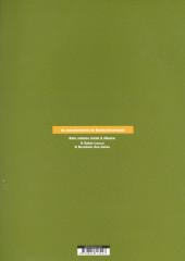 Verso de Incontornáveis de Banda Desenhada (Os) -4- Adèle Blanc-sec : O sábio louco