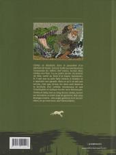 Verso de L'Œil du chasseur - Tome a2021