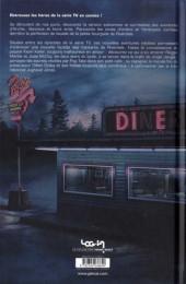 Verso de Les chroniques de Riverdale -2- Tome 2
