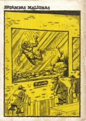 Verso de Dossier Negro -125- Mac Tavish