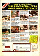 Verso de Dossier Negro -135- TELEPORT 2010