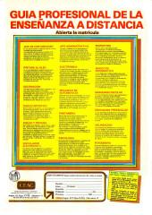 Verso de Dossier Negro -136- La extraña muerte de Judy
