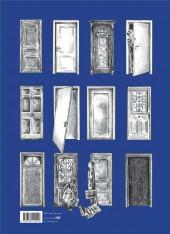 Verso de Une vie d'huissier  - Une vie d'huissier