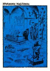 Verso de Dossier Negro -141- El elegido