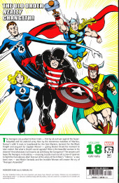 Verso de The avengers Epic Collection (2013) -INT18- Heavy Metal